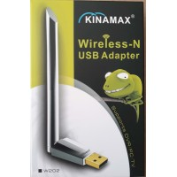 Kinamax W202 5 Dbi Antenli Usb WiFi Alıcı