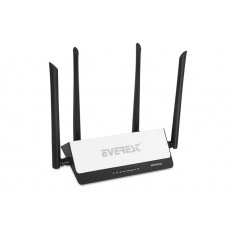 Everest EWR-521N4 Smart (APP Control) 300 Mbps Repeater+Access Point+Bridge Kablosuz Router