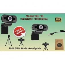 Proment Hd05 1080p Ayaklı Webcam