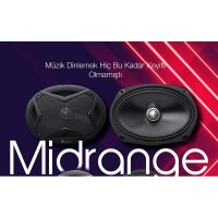 Sungate MİTRANGE SPEAKER SG-3600MR 400W 6.9 INCH